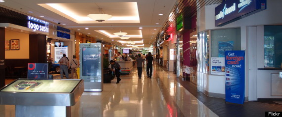 Oakridge Centre Mall