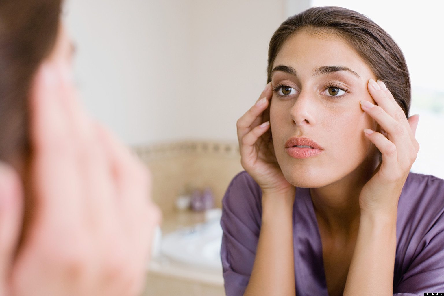 Hormonal breakouts in an adult woman