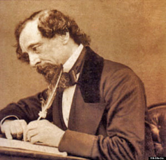 charles dickens scandal