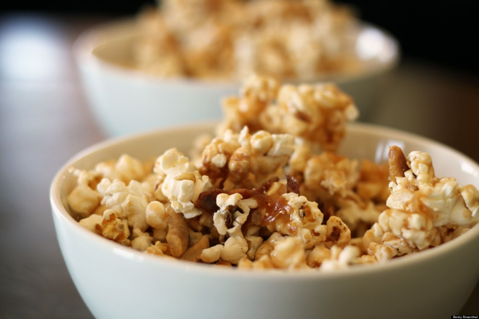 Bacon and Cashew Corn by Bon Appetit | HuffPost