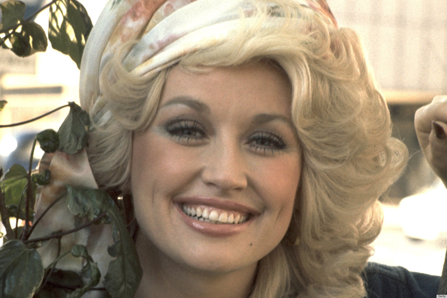Dolly Parton: Dolly Parton's Backwoods Beauty Tips: 'I Used A Burnt