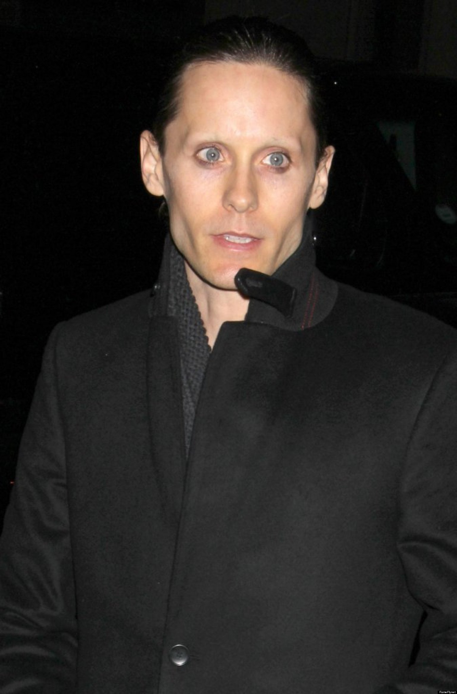 Jared Leto For Nylon Guys: Jared Leto, No Eyebrows: Actor Shaves For 'Dallas Buyers