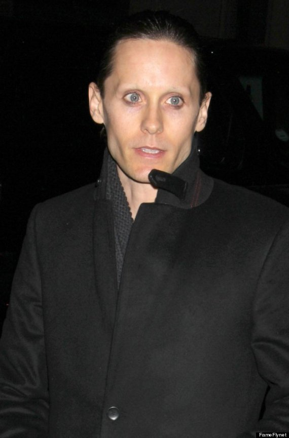 Jared Leto No Eyebrows Actor Shaves For Dallas Buyers Club Role