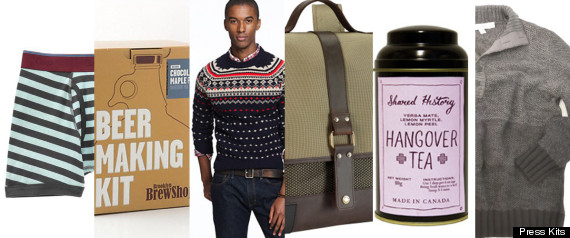 Gifts For Men: Holiday Present Ideas For Your Father, Boyfriend ...
