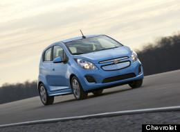 Chevrolet Spark EV es puro, pura diversión eléctrica (FOTOS)