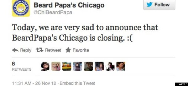 beard papas closing chicago