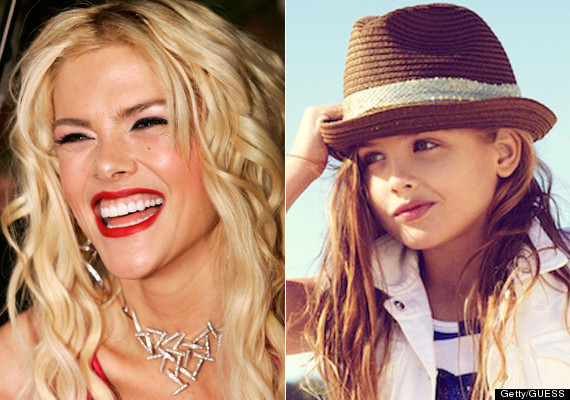 Dannielynn Birkhead Photos Resemble Those Of Mother Anna Nicole Smith