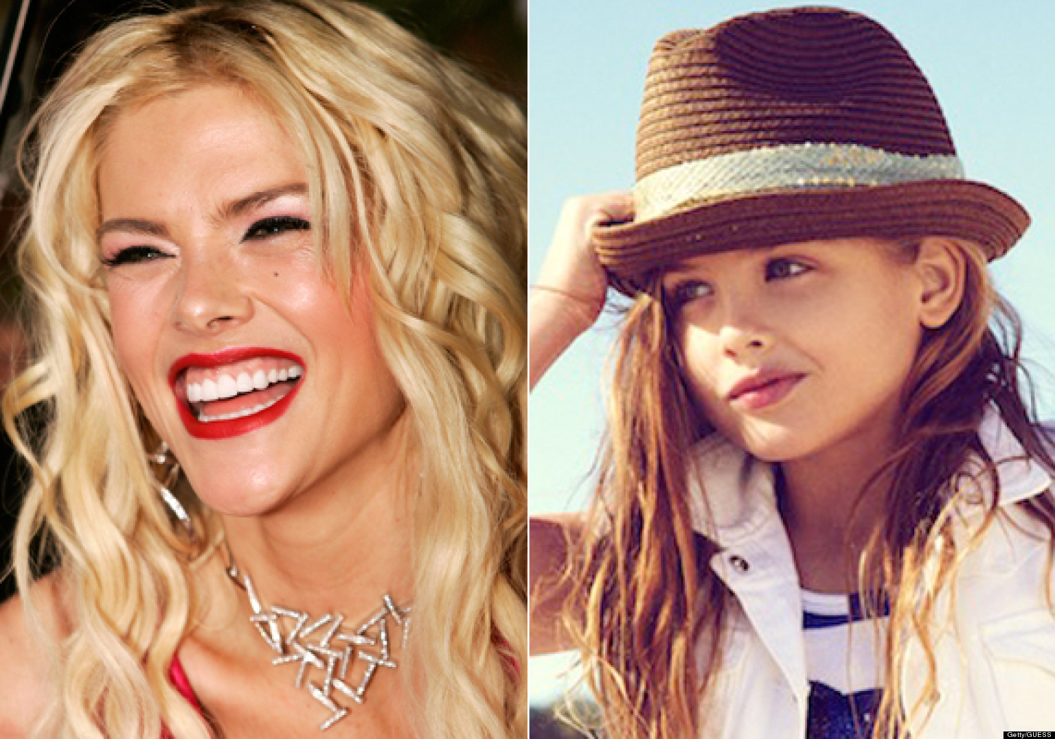 Anna Nicole Smith Daughter Dannielynn Birkhead