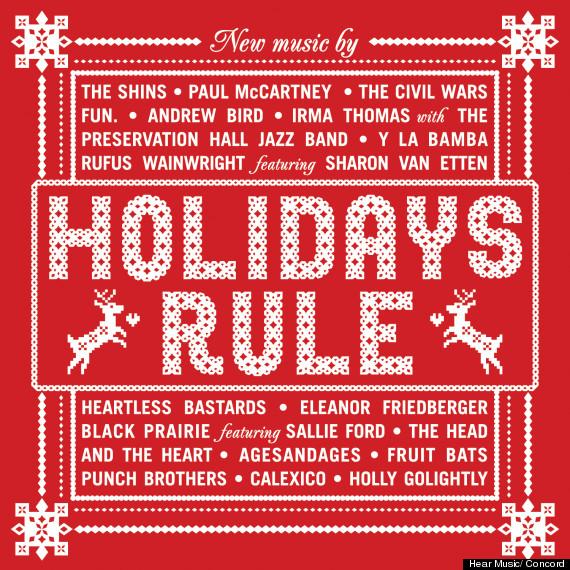 holidays rule album