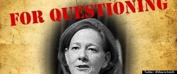 Alison Redford Wanted Poster