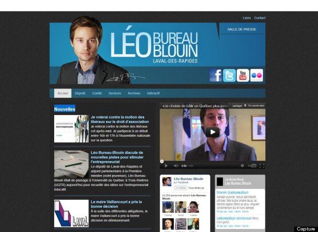 site web leo