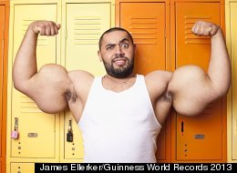 'Egyptian Popeye' Speaks Out Against Steroid Accusations