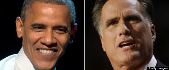 Mitt Romney Obama