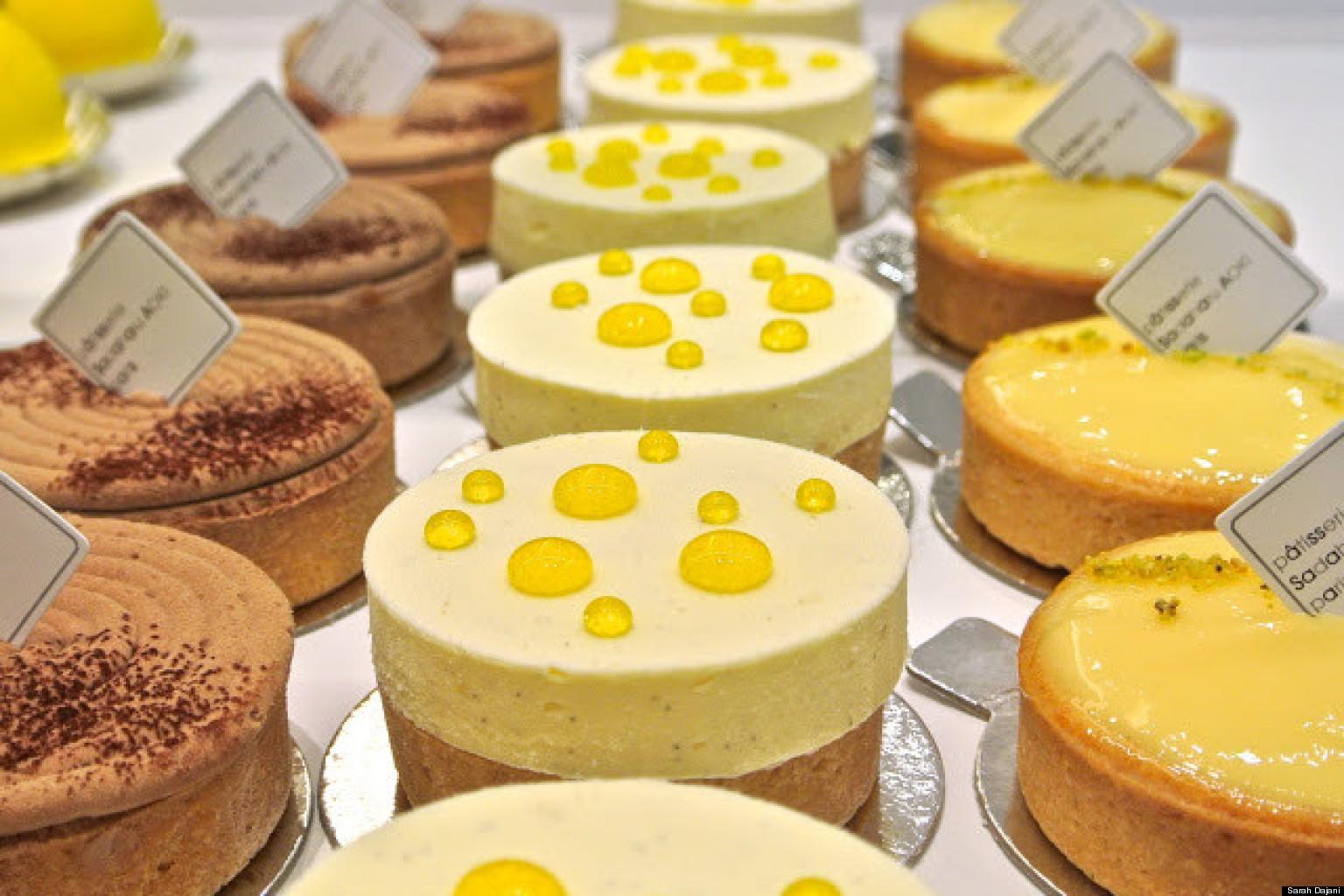 French Cake Recipe Book