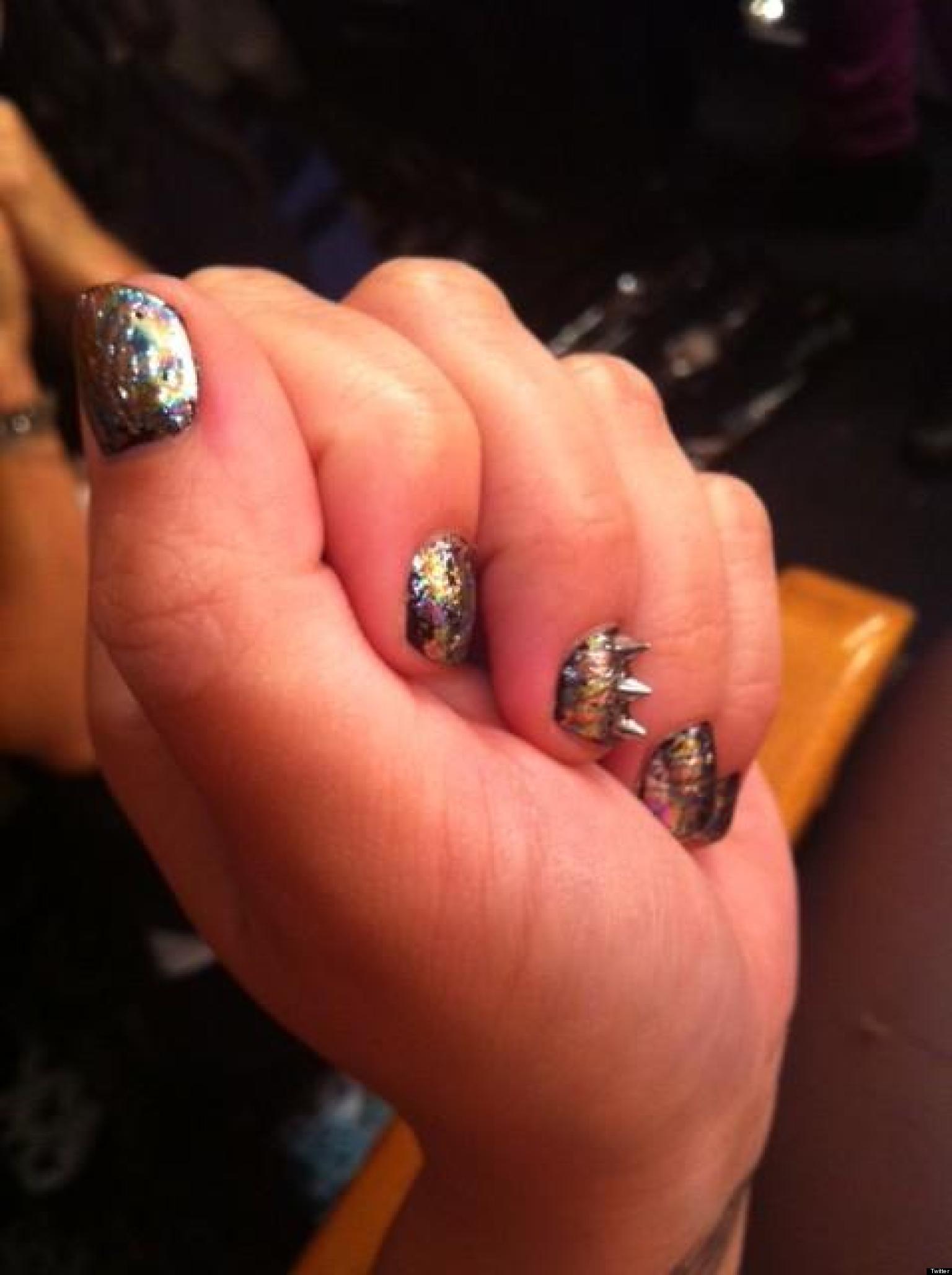 Nail Art Mobile...