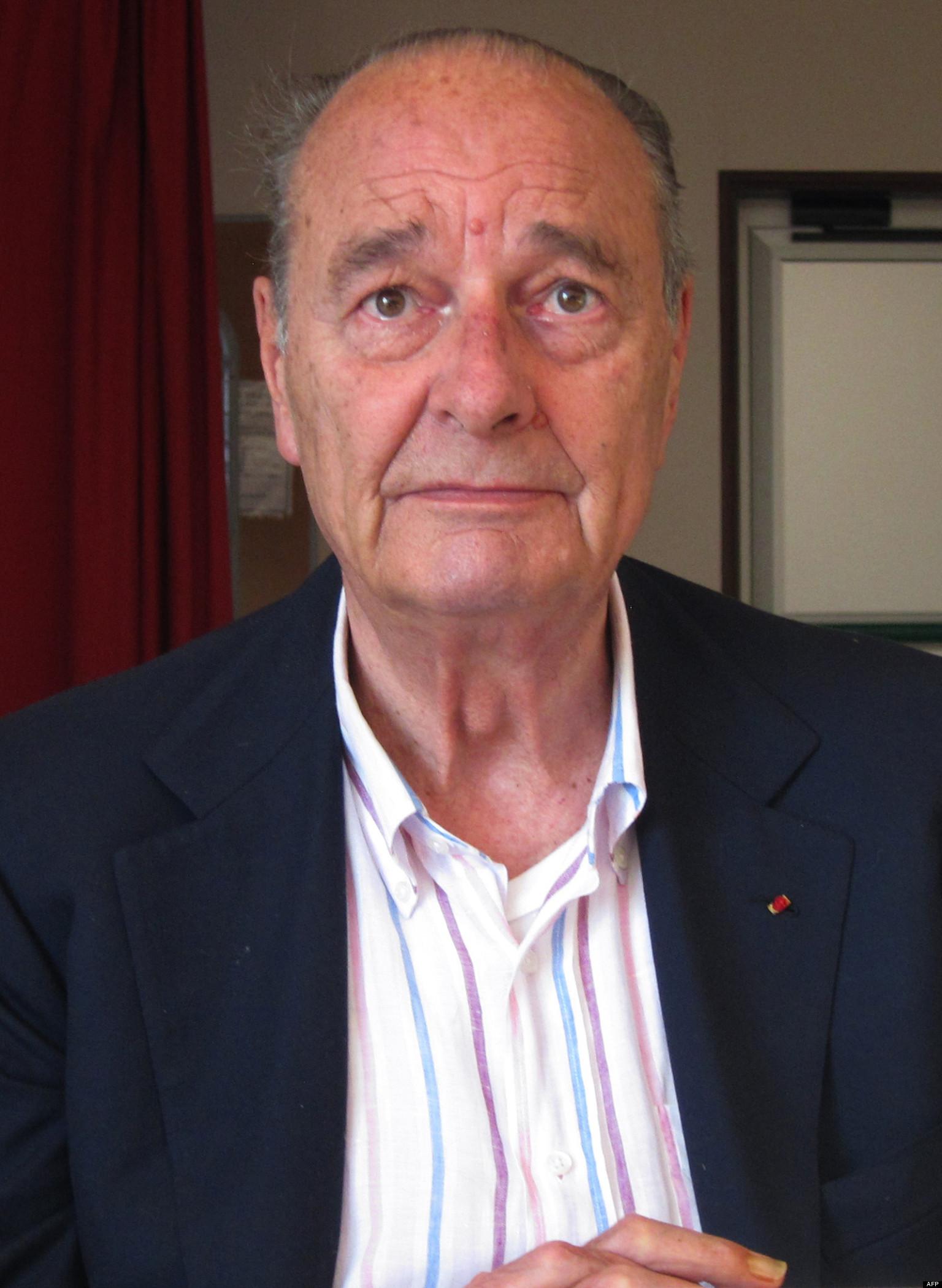 <b>Jacques Chirac</b> fête son 80e anniversaire - o-JACQUES-CHIRAC-ANNIVERSAIRE-facebook