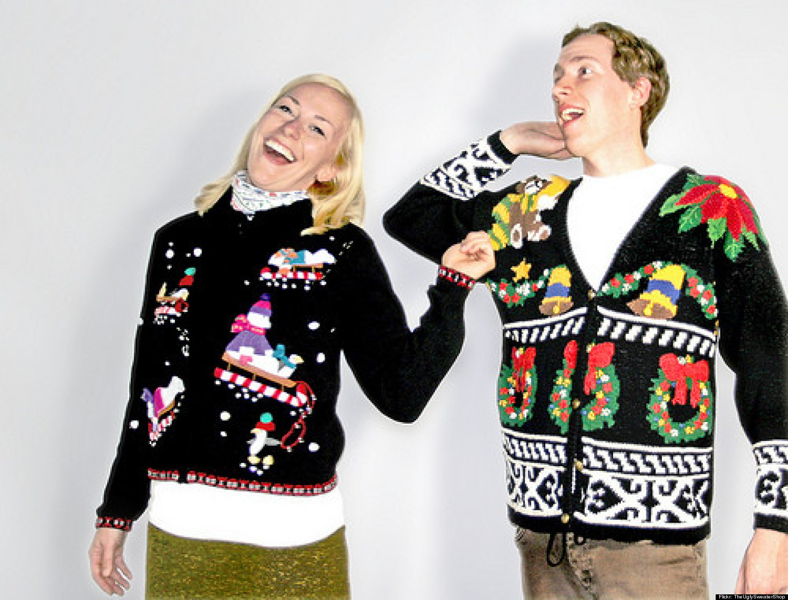 39 ugly sweater holiday campaign 39 raises awareness funds for stand up to cancer
