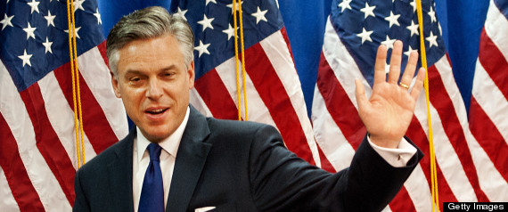 JON HUNTSMAN REPUBLICAN PRIMARY