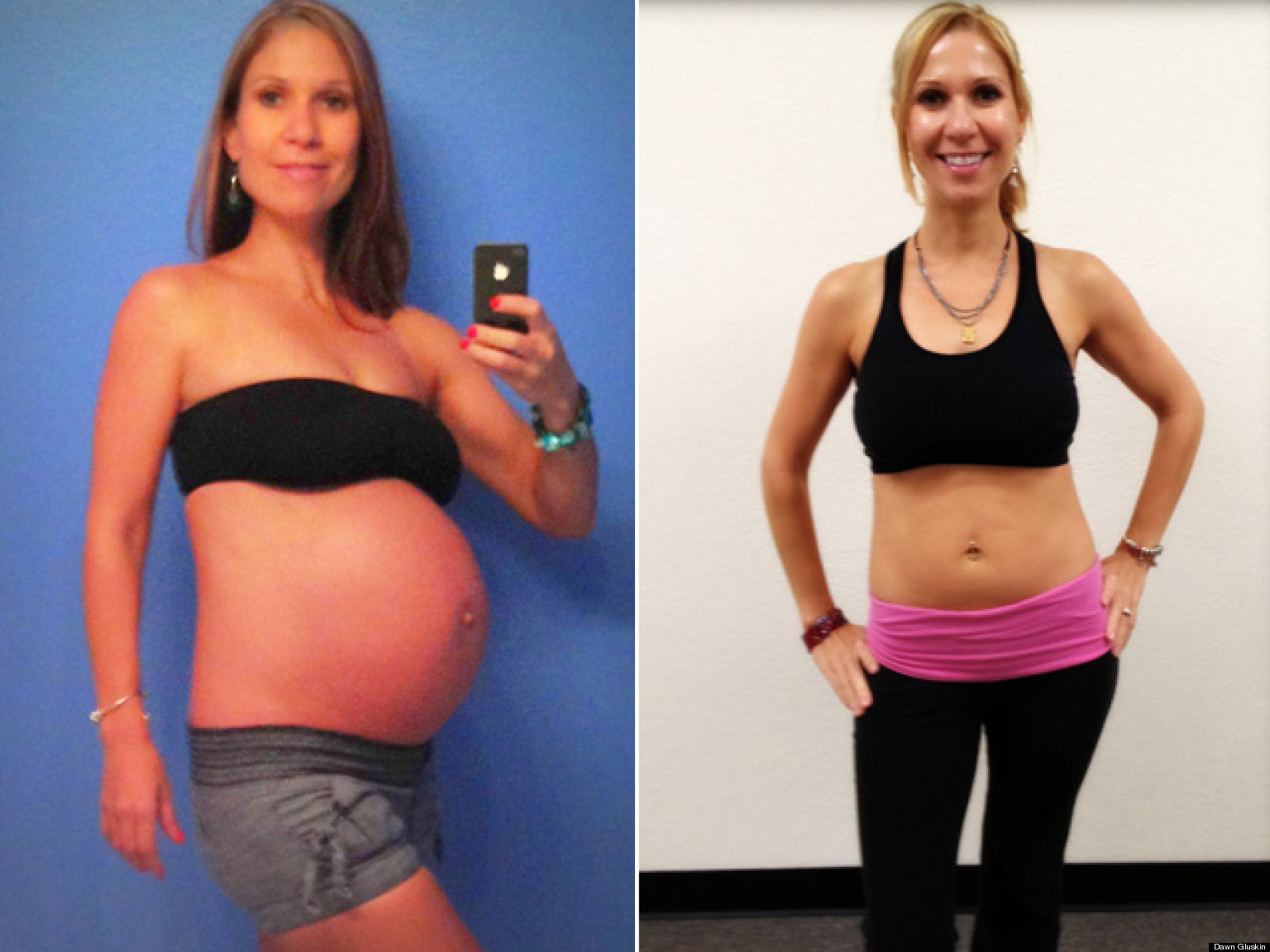 Mind, Body, Fitness Goals: How I Lost My Pregnancy Weight ...