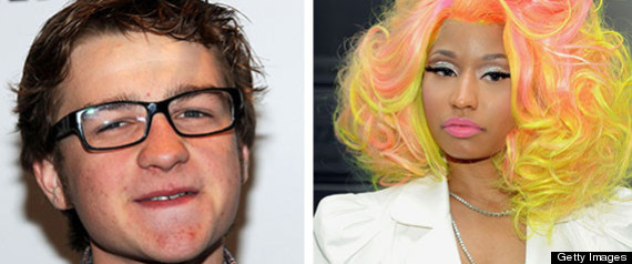 ANGUS T JONES NICKI MINAJ