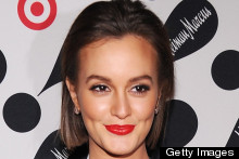 Leighton Meester Shows Off Short Hair, We Love It