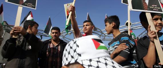 PALESTINIAN STATEHOOD VOTE
