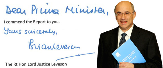 Leveson New Report