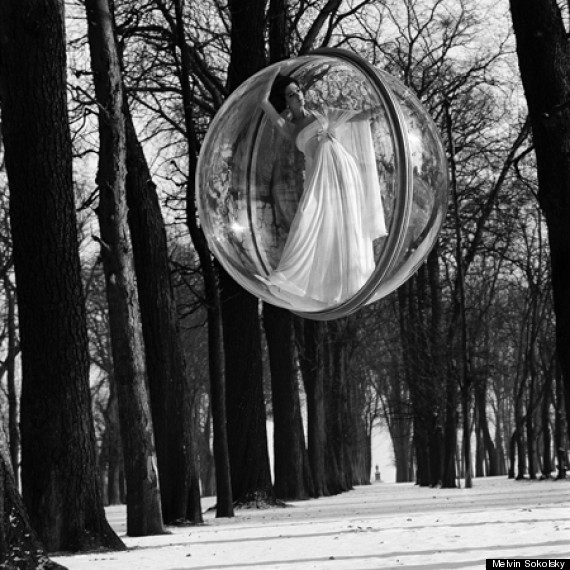 melvin sokolsky women in bubbles