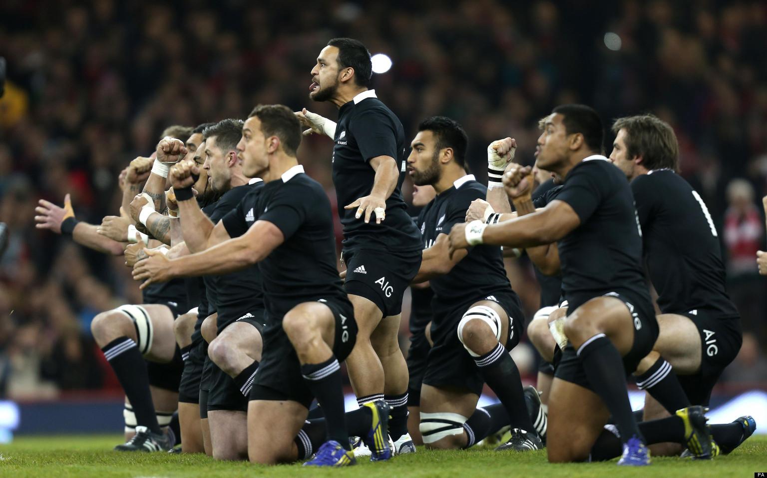 New Zealand All Blacks Wallpaper