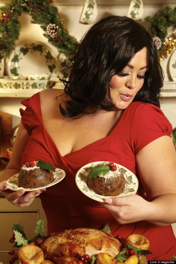 Nigella Lawson Chocolate Christmas Cake