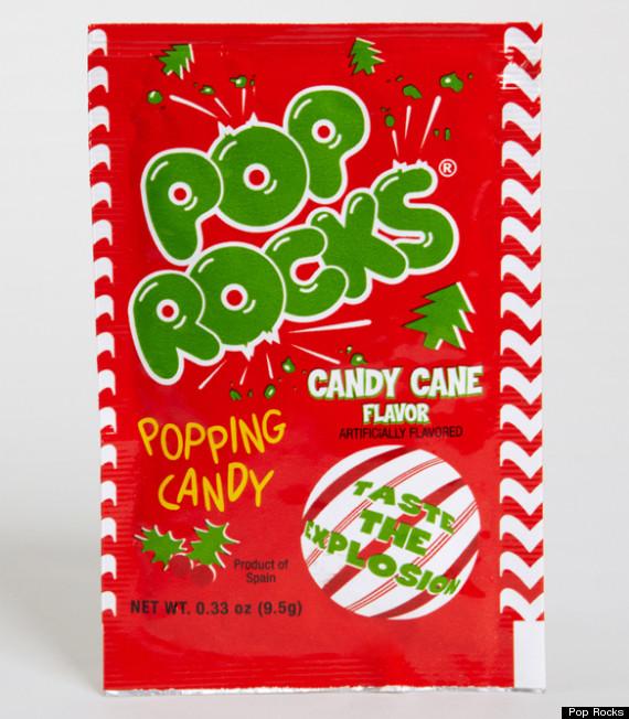 candy cane pop rocks
