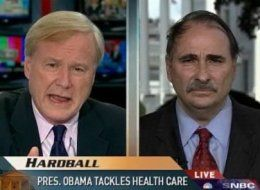 Axelrod On Hardball