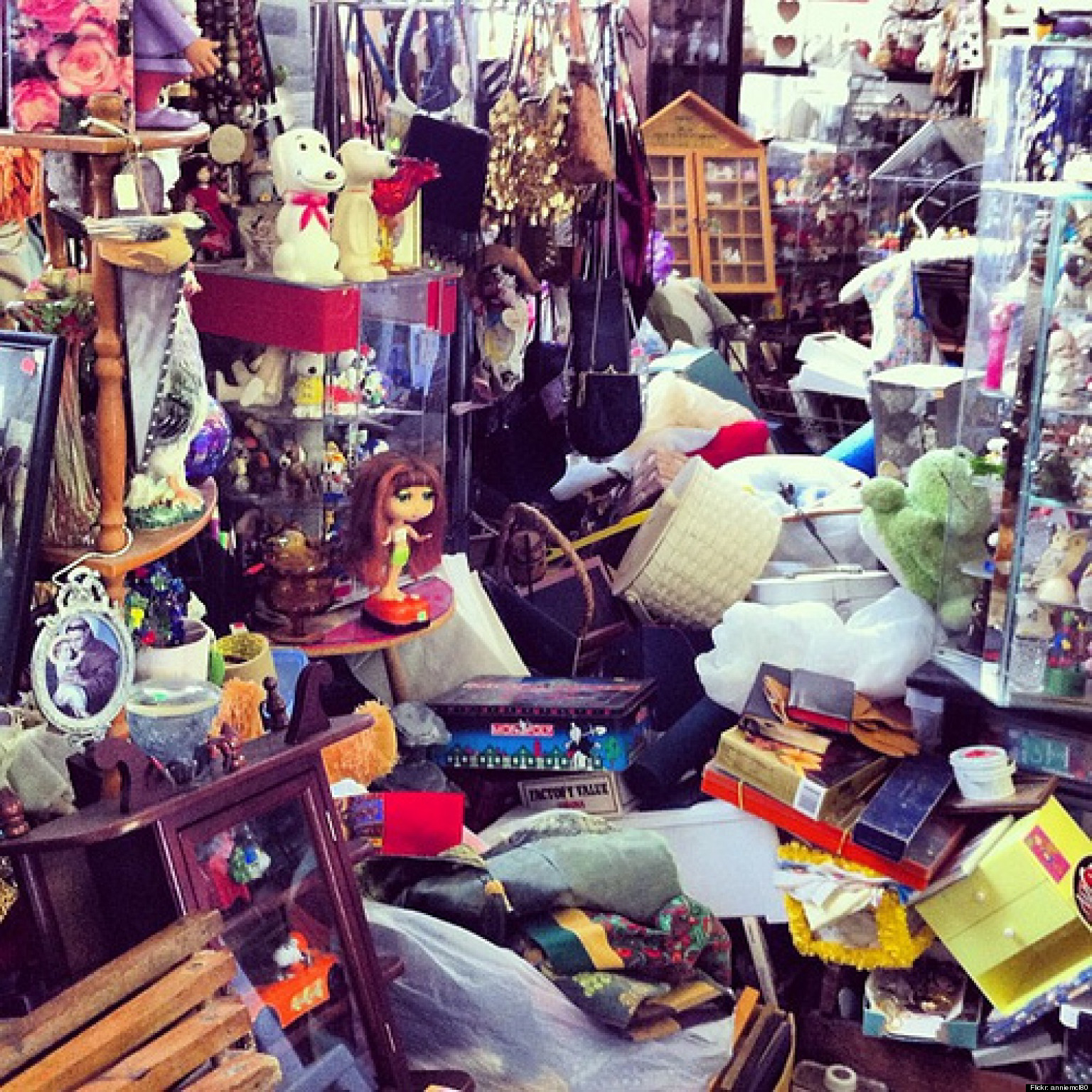Confessions Of A Hopeful Hoarder Tuenight