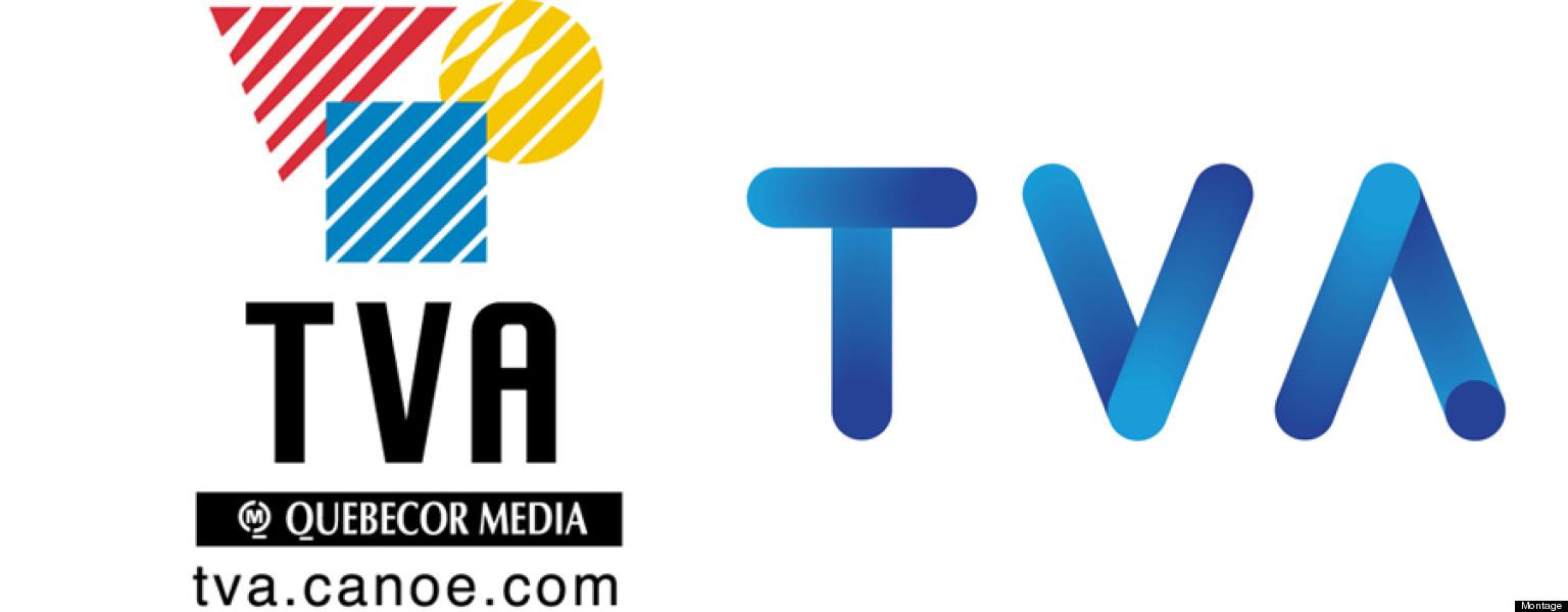 TVA dévoile son nouveau logo