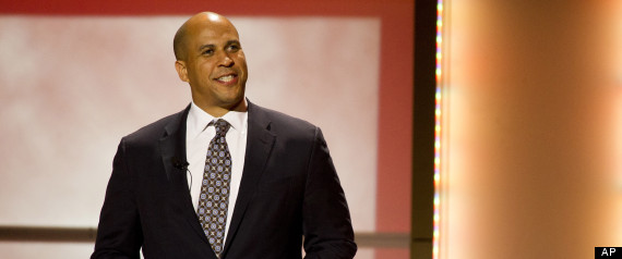 CORY BOOKER NEW JERSEY SENATE