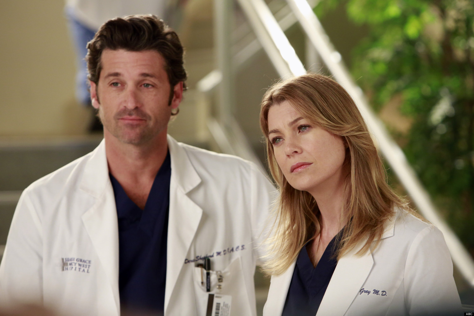 Grey and anatomy