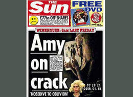 Amy Winehouse Crack