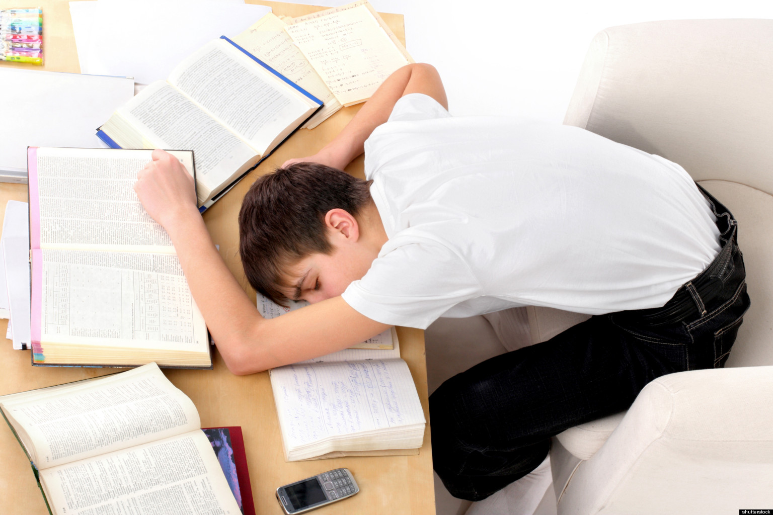 Final Exam Stress: 10 Ways To Beat End-Of-Semester Anxiety ...