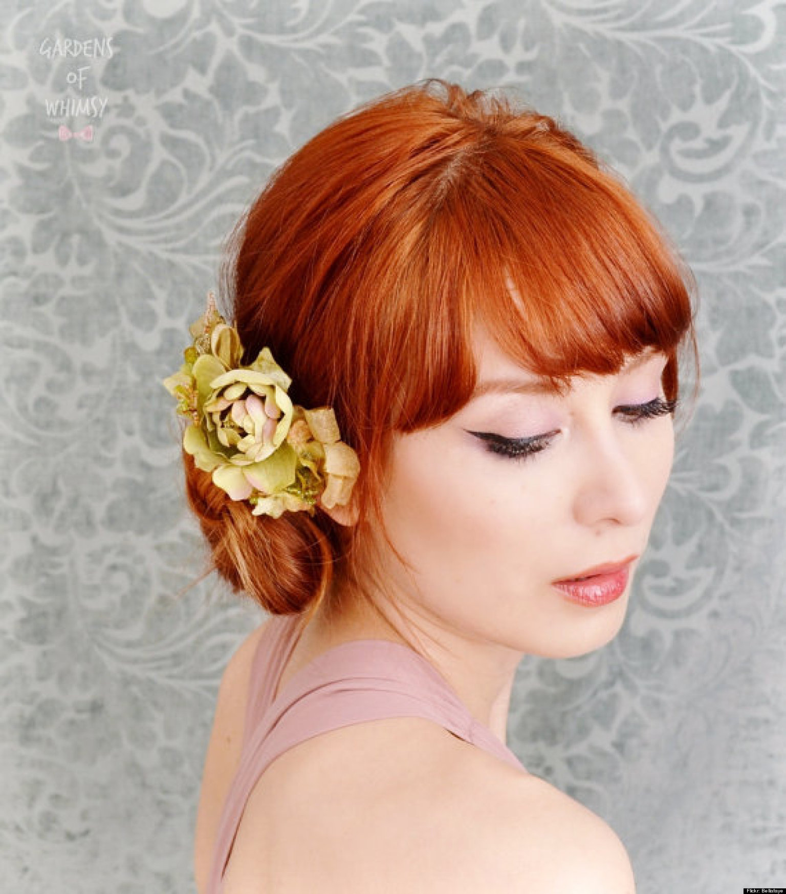 Wedding Hairstyle Guide: Wedding Hair: A Guide To Your Best Big Day 'Do