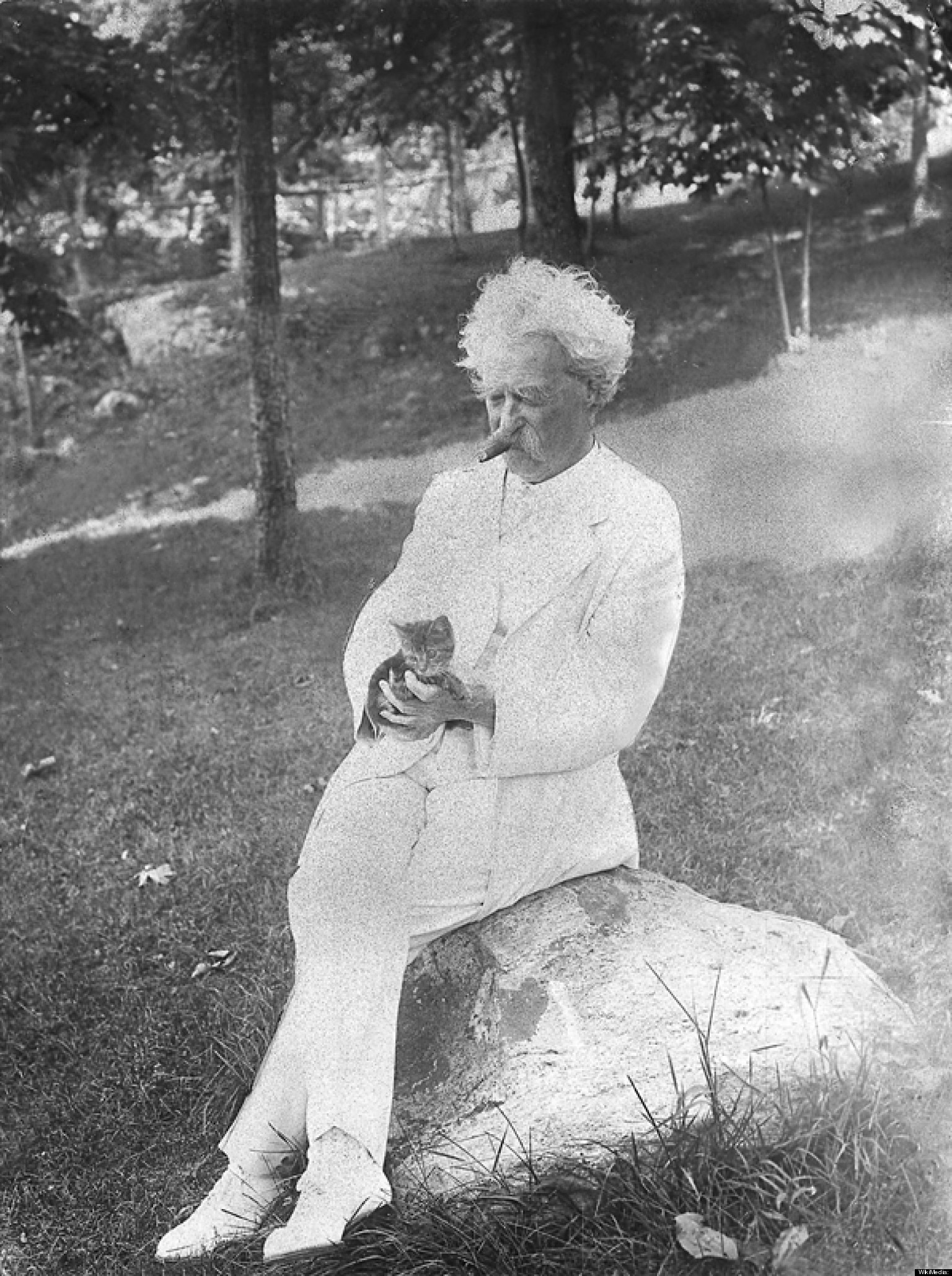 mark twain quotes to celebrate his birthday huffpost