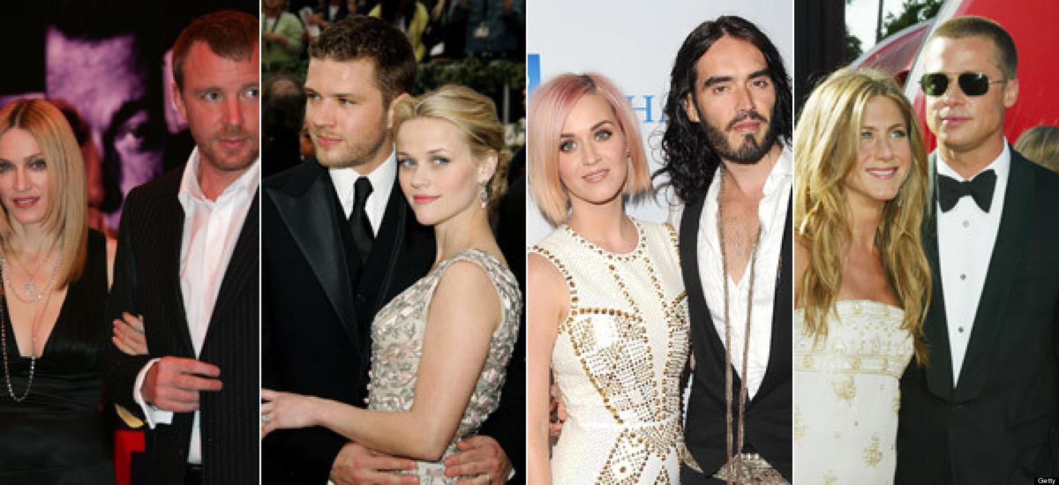 The 15 Shortest Celebrity Marriages | StyleCaster