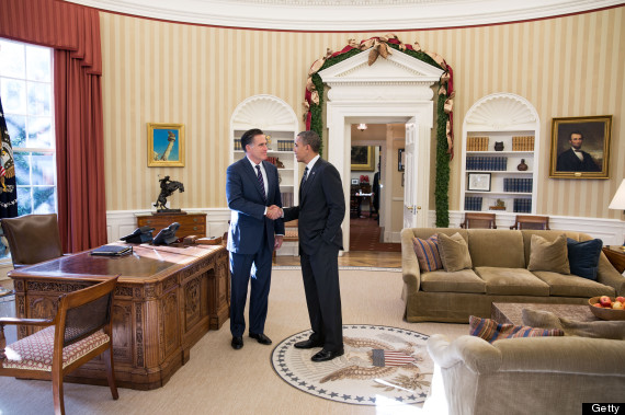 obama and mitt romney