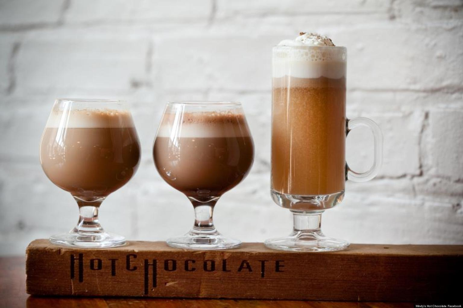 Best Hot Chocolate In Chicago: Where To Warm Up With The Tastiest ...