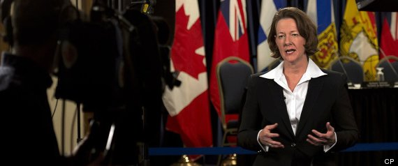 ALISON REDFORD PATRONAGE SCANDAL