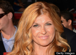 Connie Britton Fitzgerald Family Christmas