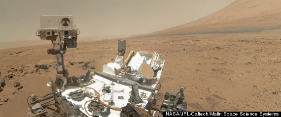 latest mars rover discovery - photo #23