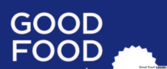 GOOD FOOD AWARDS 2013