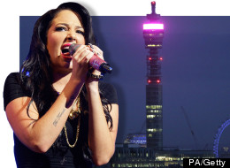 Win Tickets To See Tulisa Perform At 'BT Infinity Presents...'