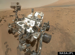 Curiosity Rover Announcement