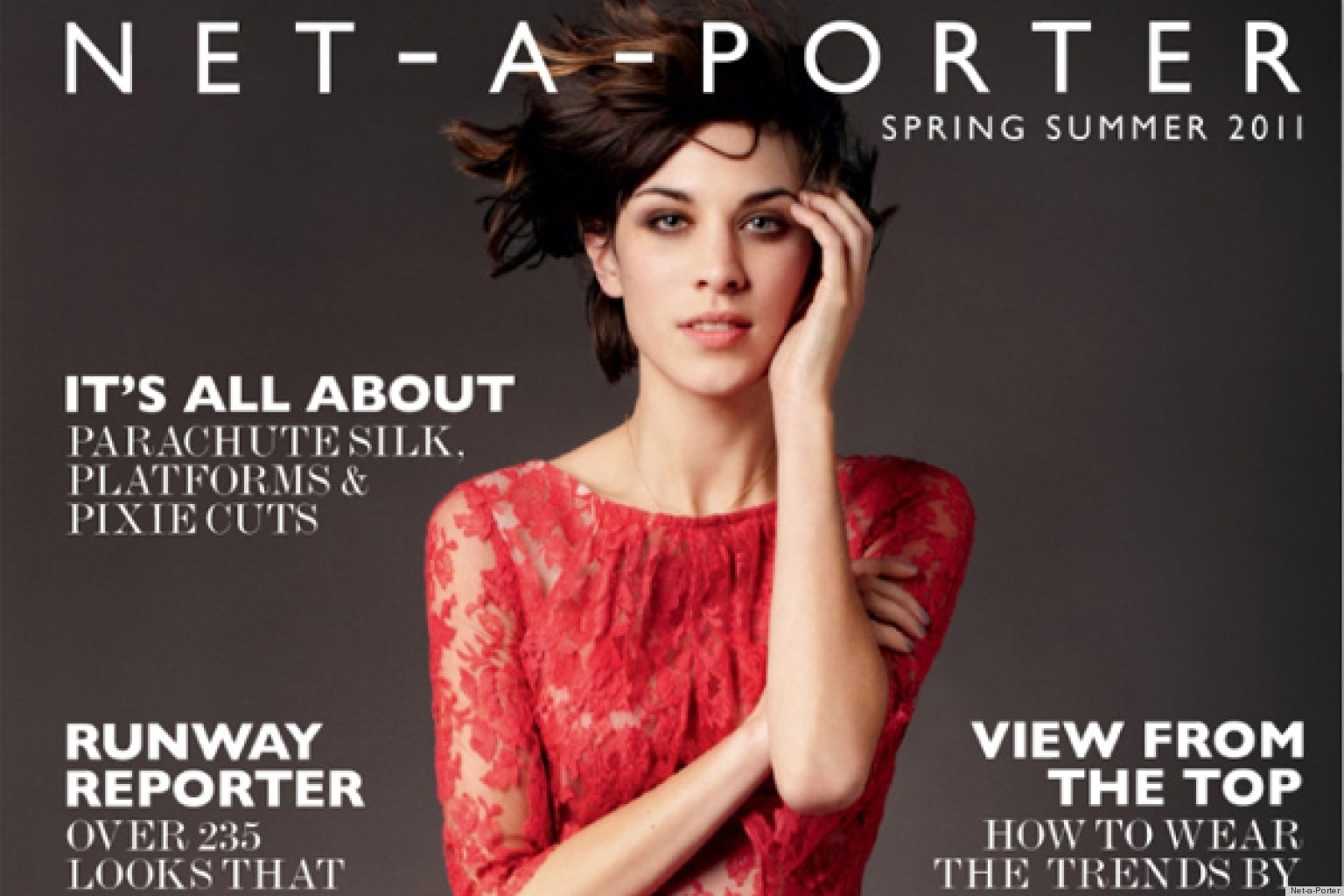 Handbags and qr tags what does the future hold for luxury for Net a porter